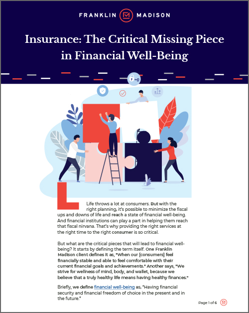 The Critical Missing Piece from Most Consumers Financial Well-Being